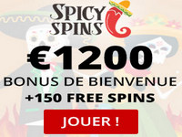 logo spicy spins casino