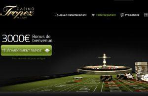 Bonus casino Tropez