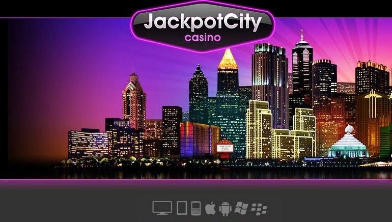 Jackpot City Casino - Anmelden Jetzt